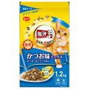 【まとめ買い×5個セット】日本ペットフード ミオドライミックス かつお味 1.2kg