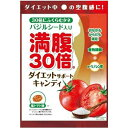 【訳ありアウトレット】グラフィコ 満腹30倍 ダイエットサポートキャンディ  塩トマト 42g (4580159011738)※無くなり次第終了
