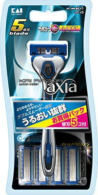 KAIRAZOR axia コンボパック 5P×6個セット (4901331001291)