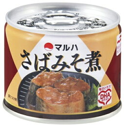 【送料込・まとめ買い×7点セット】マルハニチロ さばみそ煮 EO 缶詰 190g(食品 サバ味噌)(4901901145691)