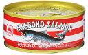 【送料無料・まとめ買い×3】マルハニチロ あけぼの 鮭水煮 缶詰 ×3点セット(4902165300062)