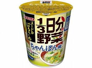 エースコックヌードルはるさめ1/3日分の野菜ちゃんぽん味×6個セット(4901071229788)