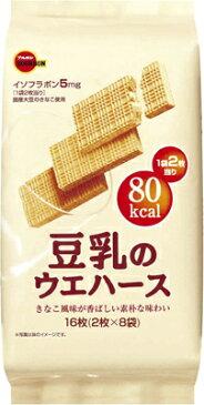 ■■■ ブルボン 豆乳のウェハース 16枚 × 6個セット ( 食品・お菓子・ウエハース ) ( 4901360285587 )
