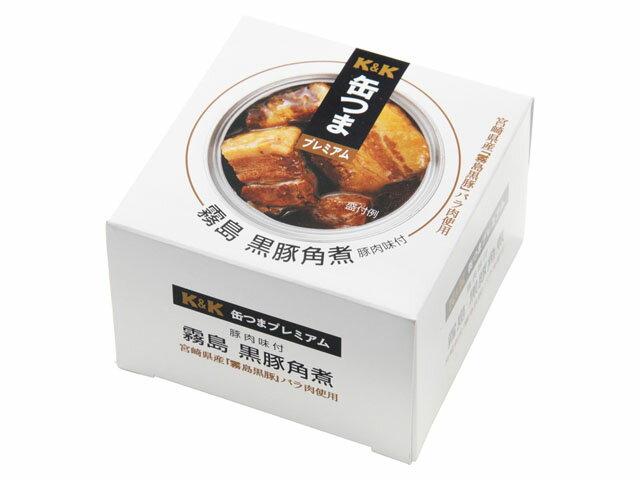 K&K 缶つまプレミアム 霧島黒豚 角煮 15...の紹介画像2