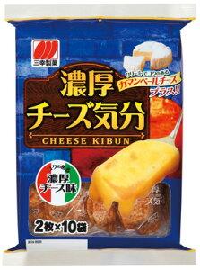 三幸製菓濃厚チーズ気分20枚×12個セット
