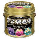 【数量限定】アース 渦巻香 30巻 アロマセレクション バラ