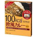 大塚食品 マイサイズ 欧風カレー 150g 中辛 1食分 (食品 レトルト カレー)(49……