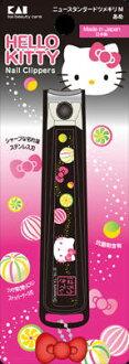啟日本 Hello Kitty 指甲剪 M 糖果 x 10 件 (4901601283501)
