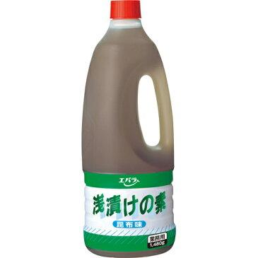 エバラ食品 エバラ 浅漬けの素 昆布味 業務用 1480g