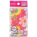【 令和・新春セール1/20 】キクロン クリーナートキッチンスポンジ フラワーピンク ( 4548404102051 )
