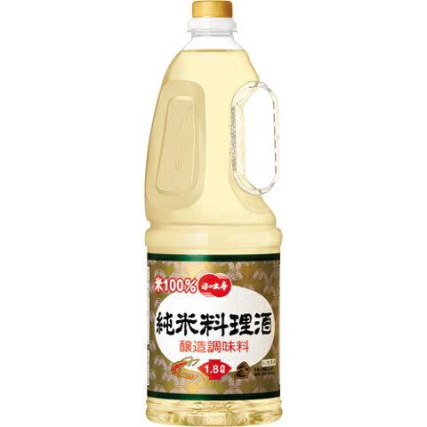【メーカー直送・代引不可・同梱不可】 【キング醸造】 日の出寿 純米料理酒 醸造調味料 1800ml