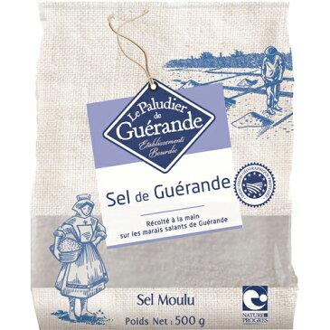 アクアメール アクアメール セルマランドゲランド/ゲランドの塩(顆粒) 500g