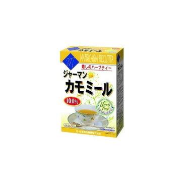 【直送・代引不可・同梱不可】山本漢方 カモミール100%(2g*20包)