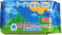 昭和紙工 トイレクリーナー 30枚 オレンジの香りのトイレクリーナー 除菌タイプ ( トイレの便器・便座のお掃除に ) ( 4571174200047 )