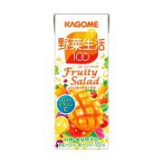 フルーティーサラダ まとめ買い ジュース フルーツ 4901306047262