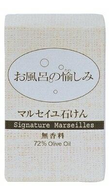 太陽油脂 お風呂の愉しみ マルセイユ石鹸 ( 無香料 ) 120g 敏感肌用石鹸 ( 4904735053750 )