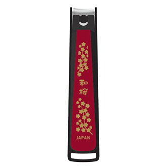 殼跡象日本指甲剪 (日本櫻桃) × 120 集在日本 KE0501 (指甲鉗) (4901601279412)