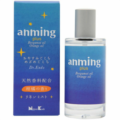 アロマ・お香, アロマスプレー  anmingplus ( ) 50ml ( 4902125370692 )