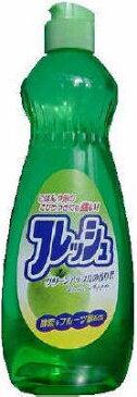 ロケット石鹸 フルーツ酸配合フレッシュグリーンアップルの香り 600ML ( 4903367301956 )
