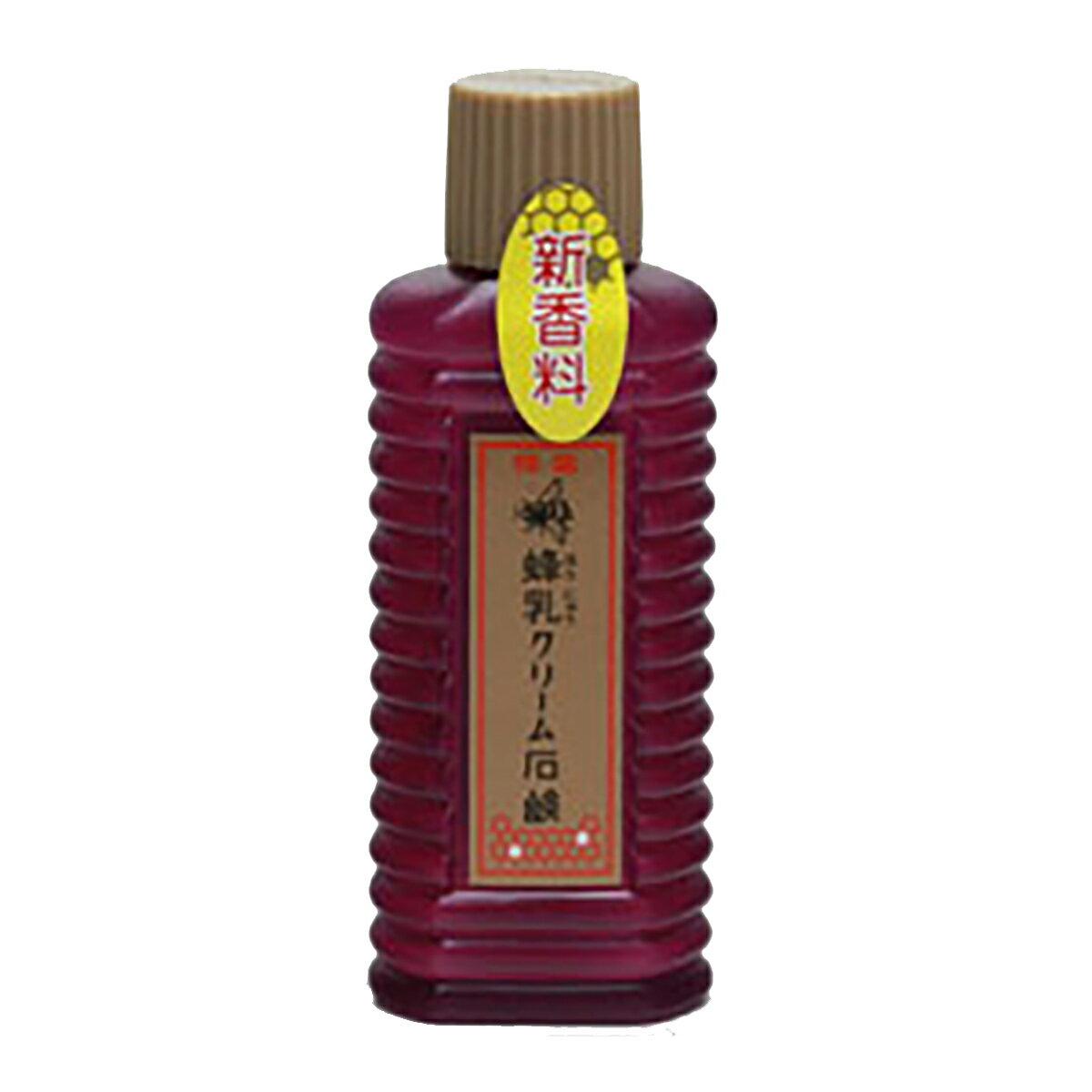 蜂乳 ホウニュウクリームセッケン80CC×156点セット まとめ買い特価!ケース販売 ( 4902496100027 ):姫路流通センター
