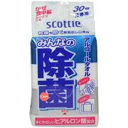 日本製紙 クレシア スコッティ アルコール 持ち運び 4901750769505