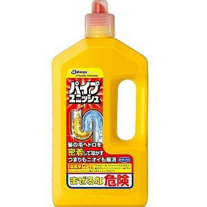 「パイプユニッシュ 800g」は、塩素系洗浄剤(パイプ用)です。強粘度ジェル採用で髪の毛へドロを...