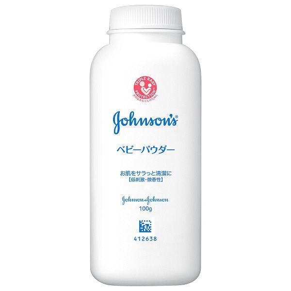ジョンソン ベビーパウダー / シェーカータイプ / 100g
