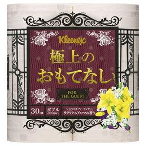 日本製紙 クレシア クリネックス おもてなし 4901750228101