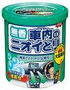 エアコン内部のニオイの元を抑える消臭する車用消臭・芳香剤です。さわやかな無香性アース製薬 ...