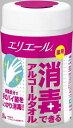 大王製紙 エリエール 薬用消毒できるアルコールタオル 80枚 ( 4902011733150 )