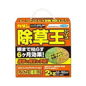 フマキラー カダン 除草王シリーズ オールキラー粒剤 ...