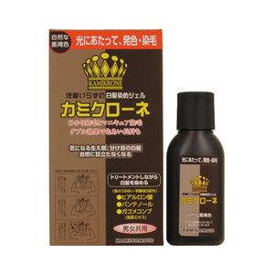 Kami] 大 camicurone 自然黑褐色 x 36 点设置内容︰ 80 毫升 (为整支画笔,涂抹梳子,涂层的手套,披肩) 头发护理酸性类型男性和女性分享暗棕色一起买便宜货 ! 案例销售 (4987046820020)