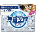 姫路流通センターで買える「小林製薬 無香空間 薄型 126g ( 消臭剤 収納空間・室内用 ( 4987072025680 」の画像です。価格は79円になります。