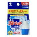 姫路流通センターで買える「小林製薬 ブルーレットつり下げ つめ替用 ( トイレ用芳香・防臭剤 ( 4987072330166 」の画像です。価格は84円になります。