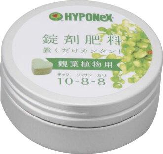 供硫代硫酸鈉頸藥片肥料賞葉植物使用的70g_[藥片型的肥料]*040分安排(4977517148029)