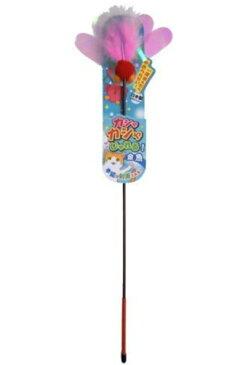 ペッツルート カシャカシャじゃれる 金魚 (ペット用品 猫用玩具)( 4984937665661 )