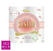 日本製紙 クレシア クリネックス システィ トイレットペーパー 4901750251109