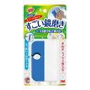 【送料無料・まとめ買い×3】スコッチブライト バスシャイン すごい鏡磨き 水あかクリーナー 浴室用