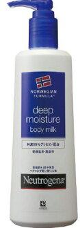 露得清挪威配方深層滋潤身體牛奶 250 毫升體香 (皮膚乾燥身體乳) (4901730160032)