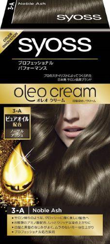 【送料無料】サイオス オレオクリーム ヘアカラー 3A ノーブルアッシュ×36個セット ( 4987234361410 ) サロン帰りのような美しい髪色へ。