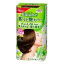 【送料無料・まとめ買い×3】花王 ブローネ 香りと艶カラークリーム 6 ダ-クブラウン 80g