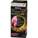 【送料無料・まとめ買い×10】花王 ブローネ ワンプッシュカラー 5P ダークピュアブラウン 80g