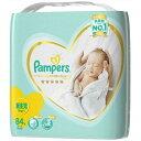 P&G Pampers パンパース はじめての肌へのいちばん テープ 新生児用 84枚入り ウルトラジャンボ ( こども用オムツ ) ( 4902430679176 )