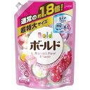 【大容量】P&G Bold ( ボールド ) 洗濯洗剤 液体 詰め替え用 超特大サイズ 1.26kg 香りのサプリイン ジェルプラチナフローラル&サボンの香り ( 4902430675802 )