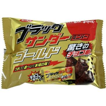 【まとめ買い×12】有楽製菓 ブラックサンダー ゴールド ミニバー 168g×12個セット(お菓子 チョコレート)(4903032238709)※パッケージ変更の場合あり