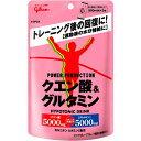 グリコ パワープロダクション クエン酸&グルタミン ハイポトニック粉末ドリンク ピンクグレープフルーツ風味 5本入