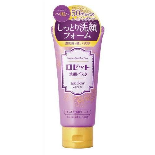 ロゼット洗顔パスタ エイジクリアしっとり洗顔フォーム / 120g / しっとり