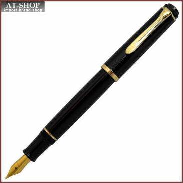 Pelikan ペリカン 万年筆 クラシック P200 ブラック ペン先 EF:極細 お祝いギフト プレゼント 海外ブランド高級筆記具