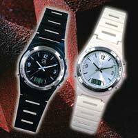 【代引き料・送料無料】 振動目覚まし腕時計WAKE V(ウェイク ブイ)強い振動で時間をお知ら...