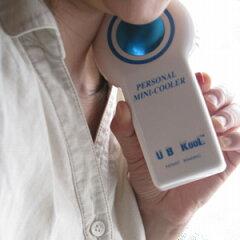【即納】【送料無料】 ユービークール ボタンを押すと氷の温度近くに!NHKおはよう日本『まち...